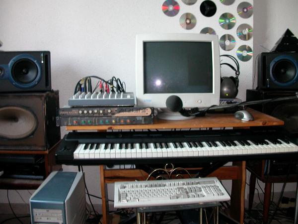 Home studio config - Page 2 Matos